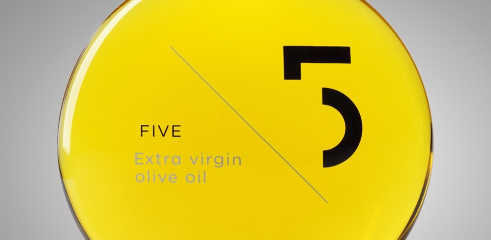 FIVE Extra virgin olive oil – 2nd Photo