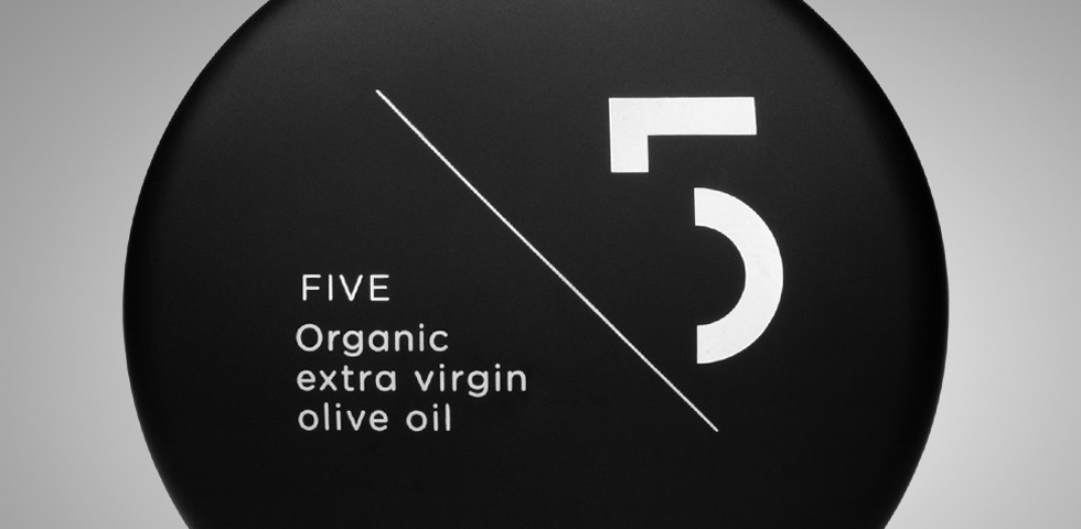 FIVE Organic extra virgin olive oil – 3rd Photo