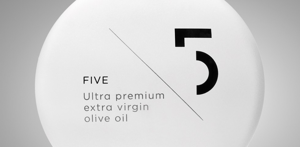 FIVE Ultra premium extra virgin olive oil – 2nd Photo